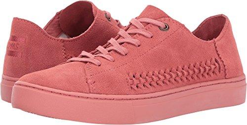 Toms Womens Lenox Sneaker Sbiadito Monocromo Rosa Decostruito Camoscio / Tessuto Pannello 6.5 B Us