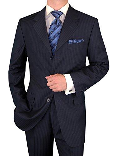 Wool 3 Piece Suit - 7