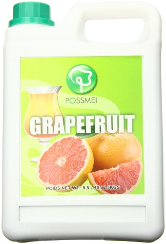 up, Grapefruit, 5.5 Pound (Grapefruit Syrup)