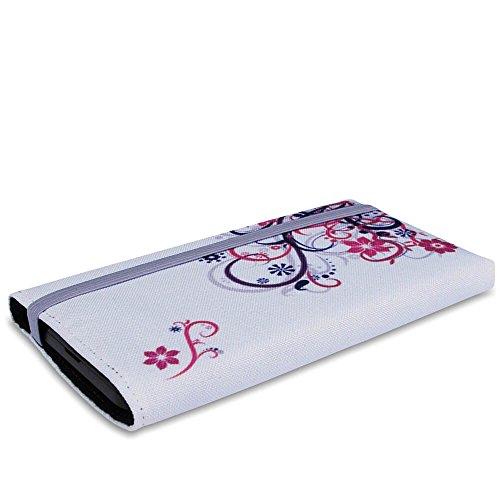 Stilbag Funda MIKA para Samsung Galaxy Pocket 2 - Diseño: Broken Dream Blooming Pink