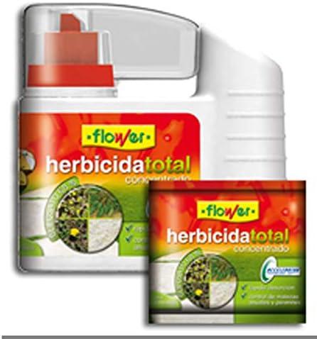 Flower 35509 Herbicida Total Sistémico, 350 ml: Amazon.es: Jardín