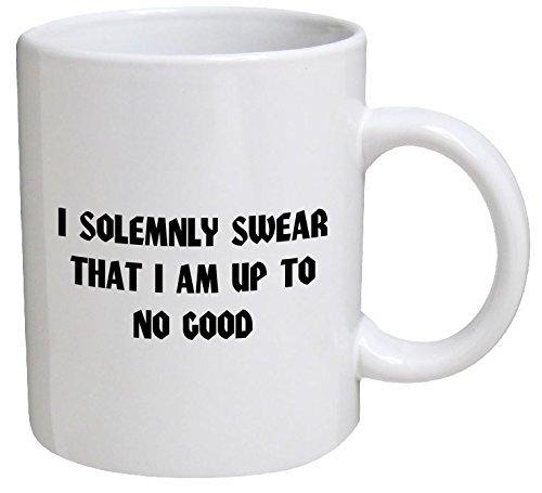 Funny Mug solemnly Inspirational sarcasm product image