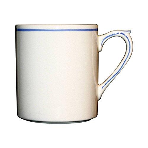 Gien Filets Bleu Mug