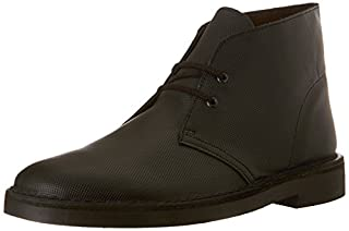 Clarks Men's Bushacre 2 Chukka Boot, Black Perforated, 10.5 M US/44 EU (B013DIB9MS) | Amazon price tracker / tracking, Amazon price history charts, Amazon price watches, Amazon price drop alerts