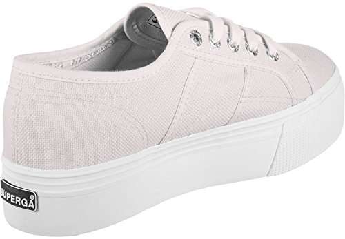 Superga Down Sneaker Linea And 2790acotw Up Donna Rosa 7fqpAw7rPn