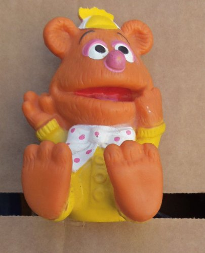 (Fozzie Bear Baby Squeak Toy)