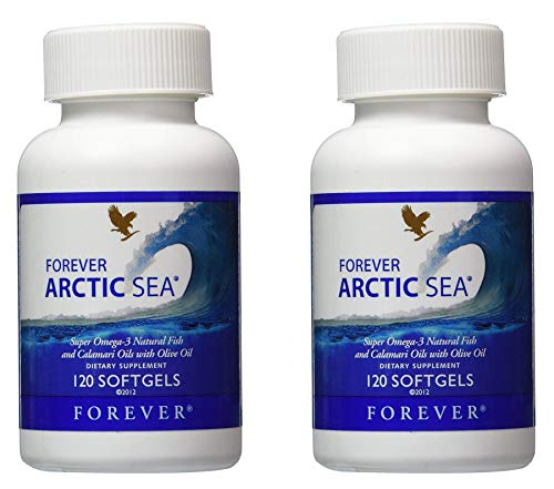 - Forever Living Arctic Sea, Pack of 2 (240 softgels)