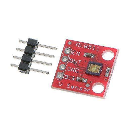 UV検出モジュール 280nm-390nm ML8511紫外線センサモジュール