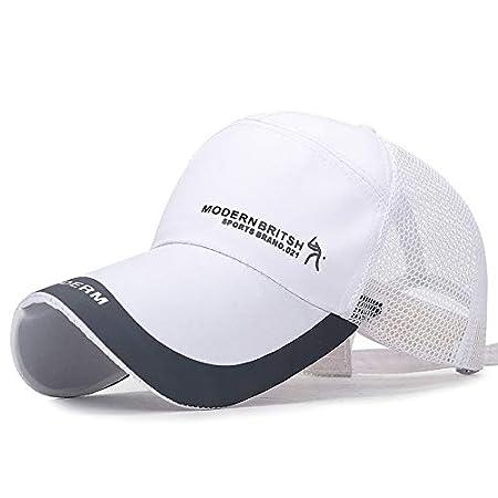JEOSNDE Gorra de béisbol de protección Solar Larga para el Verano ...