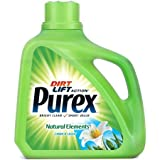 Purex Dirt Lift Action Natural Elements Linen & Lilies Detergent 150 fl. oz (3)