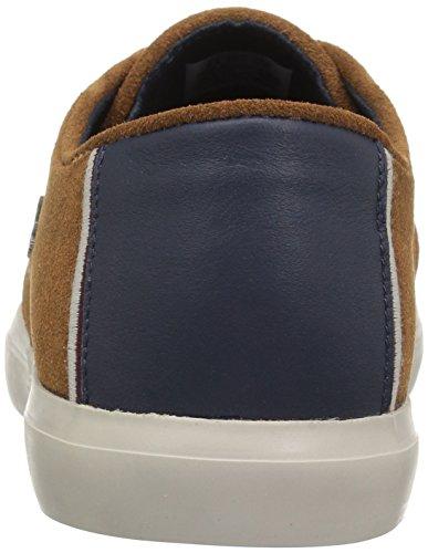 Lacoste Hombre Sevrin 317 1 Sneaker Marrón