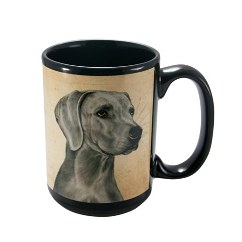 WEIMARANER Faithful Friend Coffee Cup