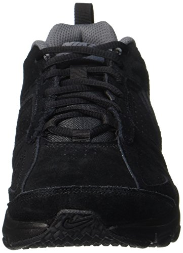 Men Xi Black lite T 's Indoor black Grey Nubuk Dark Shoes Nike Multisport black dSq4Id