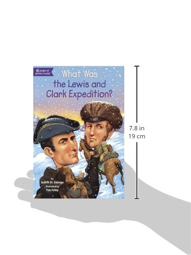 What Was The Lewis And Clark Expedition? (Turtleback School & Library Binding Edition)