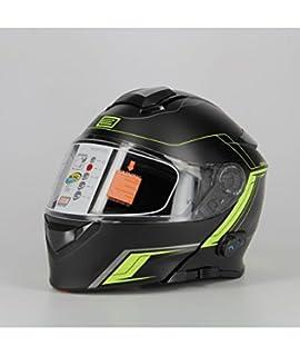 Origine Helmets - Casco abatible con Bluetooth integrado Delta Motion Matt, 204271729100103, Lima,