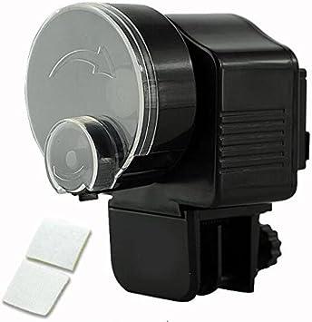BW Alimentador automático para tanque de acuario Electrónico con temporizador