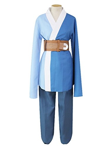 Anime Cosplay Costume For Boys (YSZYZX Boy's Cosplay Japanese Anime Snake Artificial Man Kimono Suit,Asian Size M:Bust 96cm(37.8in),multicolored)