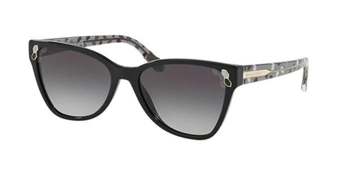 Bvlgari Gafas de Sol SERPENTEYES BV 8208 BLACK/DARK GREY ...