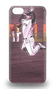 Hot Tpye MLB Minesota Twins Joe Mauer #7 3D PC For For HTC One M7 Phone Case Cover ( Custom Picture For HTC One M7 Phone Case Cover )