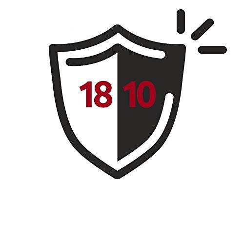 LAGOSTINA SALVASPAZIO 012135031724 Sauteuse 2 anses 24 cm Inox Tous feux dont induction anses et poign/és vendues s/éparemment