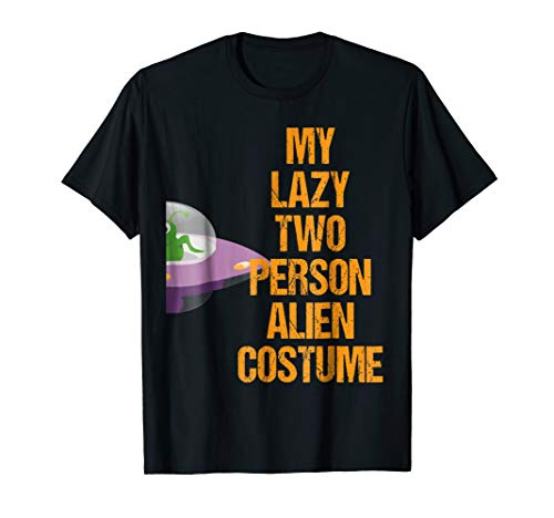 Alien 1 Matching Couple Costumes Halloween Funny Easy