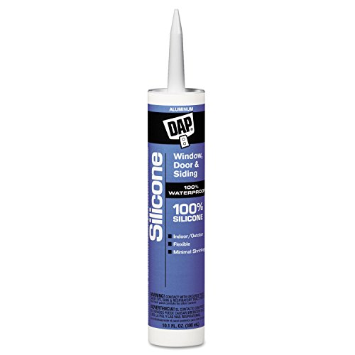 ll-Purpose 100% Silicone Rubber Sealants, 10.1 oz., Tube (Pack of 12) (All Purpose Silicone Rubber)