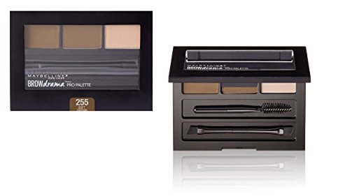 Maybelline Brow Drama Pro Palette 2 Pack (Soft Brown)