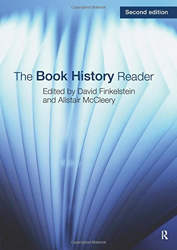 The Book History Reader by imusti