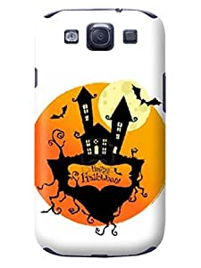 Durable Phone Protection Case/cover fashionable TPU New Style Halloween Designed for Samsung Galaxy s3