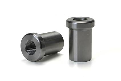 "Tapones de montaje empotrado (par) tubos de 1 "".120 pared 5"