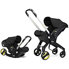 Doonas infant car seat and stroller combo was designed to provide parents a safe and practical solution for their baby, both in and outside of the car. It is the worlds first infant car seat and stroller in one, providing acomplete and fully ...