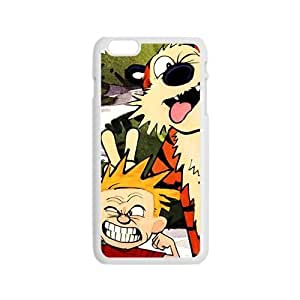 Naughty tiger and boy Cell Phone Case for Iphone 6