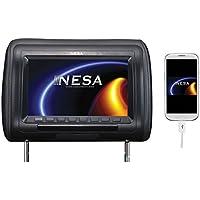 NESA NPM-773 7 Preloaded Headrest Monitor only (3-Interchangable Skins)