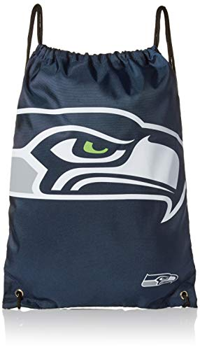 FOCO Seattle Seahawks SMU 2015 Drawstring Bag