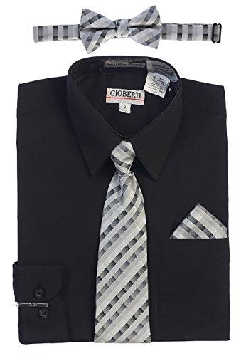 Gioberti Sleeve Dress Shirt Accessories