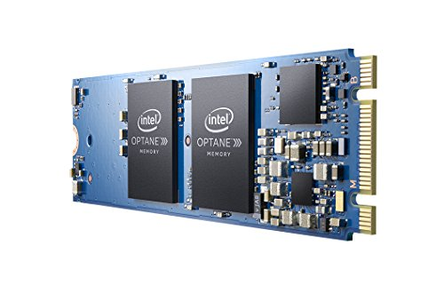 Intel Optane Memory M10 16 GB PCIe M.2 80mm 2 Use with a 7th Gen Intel Core processor-based system along with an Optane Ready Motherboard and an HDD Accelerate day-to-day tasks with smart software that customizes your compute experience Increase system responsiveness and performance for noticeably shorter boot times, fast application launches, extraordinary gaming and responsive browsing