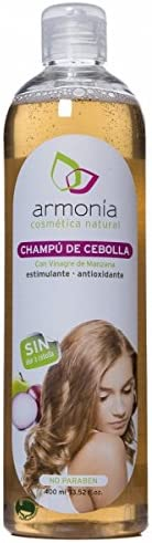 CHAMPU CEBOLLA VINAGRE MANZANA: Amazon.es: Salud y cuidado personal