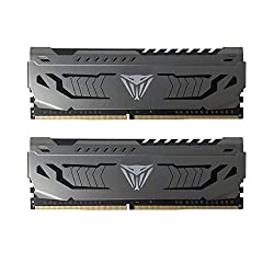 Patriot Viper Steel Series DDR4 16GB (2 x 8GB) 4133MHz Performance Memory Kit - PVS416G413C9K