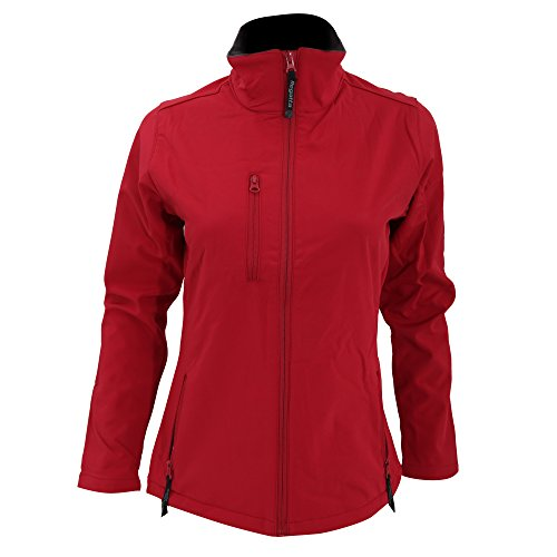 Regatta Octagon - Veste softshell impermable et respirante - Femme Rouge