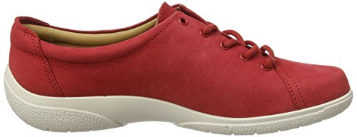 Hotter Women's Dew Oxfords Red (Tango Red) outlet best sale buy cheap perfect huge surprise online discount cheap cheap sale get authentic U2jpvh