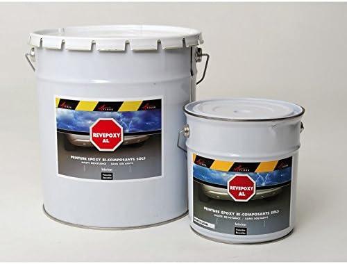 Revepoxy AL (Autolissant) - Resina epoxi autoalisante para suelos ...