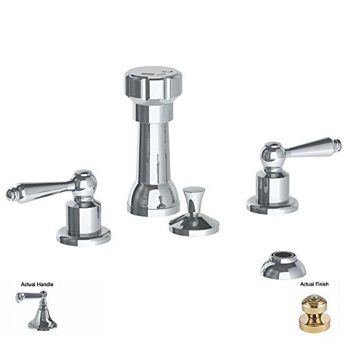 best Watermark 310-4-HH-PVD PVD Brass Hampshire 4 Hole Bidet
