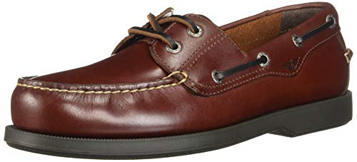 Castaway Apparel - Dockers Men's Castaway Boat Shoe,Raisin,9 M US