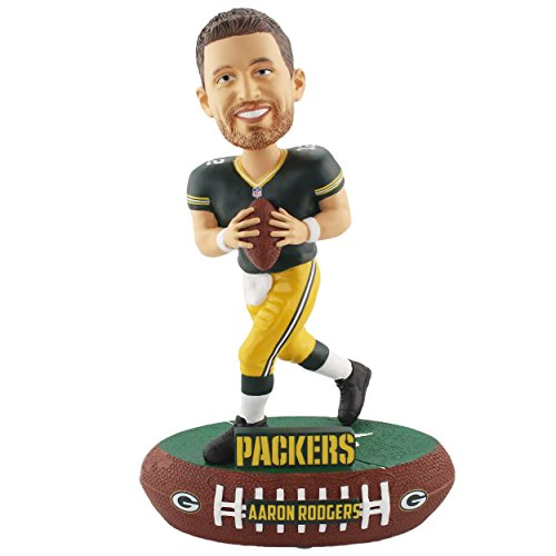 Forever Collectibles Aaron Rodgers Green Bay Packers Baller Special Edition Bobblehead NFL