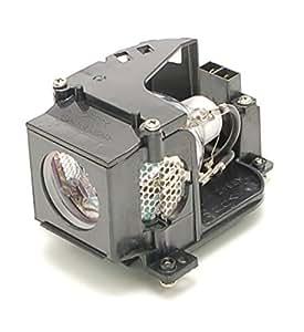 Kosrae best-sold POA-LMP107Original lámpara bombilla con la vivienda para proyectores Sanyo PLC-XE32/PLC-XW50/PLC-XW55/PLC-XW55A/PLC-XW56Proyector