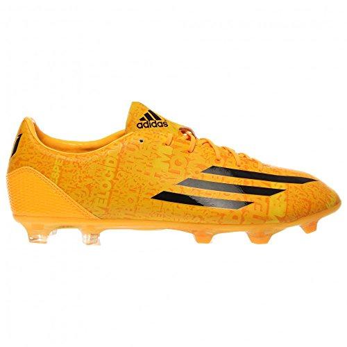 Adidas F30 Fg Messi Botines de fútbol Solar Gold/Black