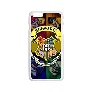 SKULL Harry Potter Hogwarts Cell Phone Case for Iphone 6