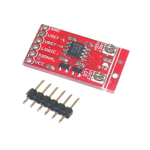 MagiDeal 3pcs LMV358 Ventana Comparador Señal Amplificador Operacional Módulo con Pin: Amazon.es: Electrónica