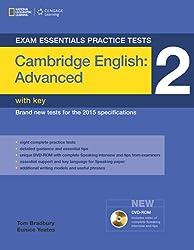 Exam Essentials Cambridge Advanced Practice Test 2 with Key (Exam Essentials: Cambridge Advanced Practice Tests)