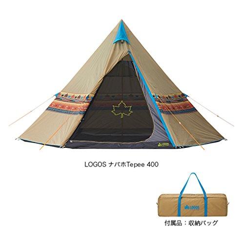 またベンチ軌道LOGOS ロゴス LOGOS ナバホTepee 400
